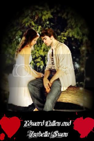 Isabella Swan and Edward Cullen Pictures, Images and Photos