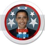 1488 PRO BARACK OBAMA LARGE Button