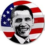 2114 Obama American Flag 3.5