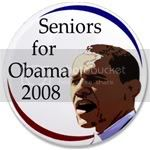 2415 Seniors for Obama 2008 3.5