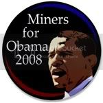 2105 Miners for Obama Big 3.5