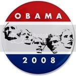 1555 Election 2008 Obama Mount Rushmore 3.5