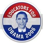 2502 Educators for Obama 3.5