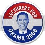 1608 Lecturers for Obama 3.5