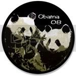 2411 OBAMA SHOPS 3.5&amp;quot; Button