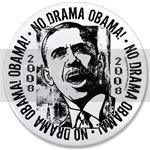 1665 B&amp;W No Drama Obama 3.5