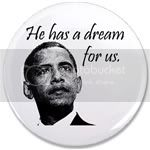 2186 He Has A Dream 3.5&amp;quot; Button