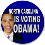 1840 North Carolina Votes Obama 3.5