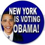 2388 New York Votes Obama 3.5