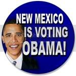 1830 New Mexico Votes Obama 3.5