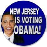 2257 New Jersey Votes Obama 3.5