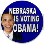 1826 Nebraska Votes Obama 3.5