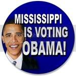 1785 Mississippi Votes Obama 3.5