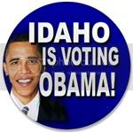 1816 Idaho Votes Obama 3.5
