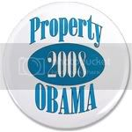 2130 Property 2008 Obama 3.5&amp;quot; Button