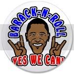 1862 Barack-N-Roll Yes We Can 3.5