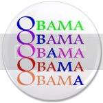 2113 OBAMA REPEAT 3.5&amp;quot; Button