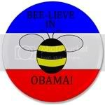 2313 BEE-LIEVE IN OBAMA 3.5