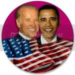 1760 Obama-Biden Gay Pride 22 3.5&amp;quot; Button