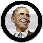 2361 Obama for President 3.5&amp;quot; Button