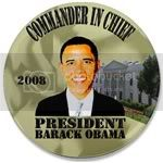 1719 Commander In Chief - President Barack Obama 3.5&amp;qu