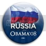 3089 Russia for Barack Obama Button - 2 -1/4&amp;quot;, BT23539