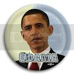 2976 Obama Photo Button - 3&amp;quot;, BT24104
