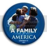 2986 A Family for America Photo Button - 3&amp;quot;, BT29511