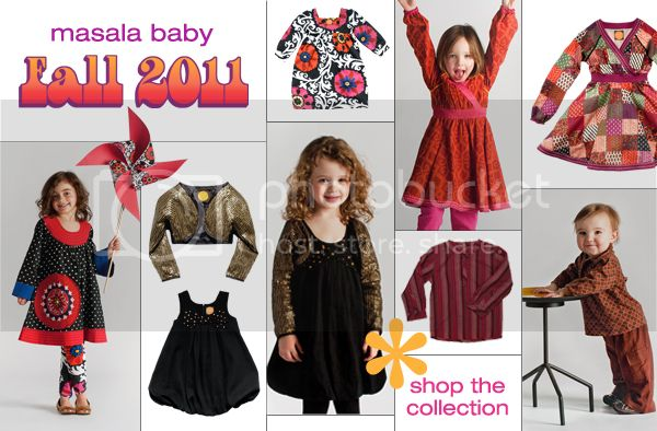 Masala Baby Raani fall collection