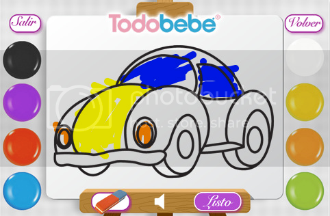 Todocolores app todobebe