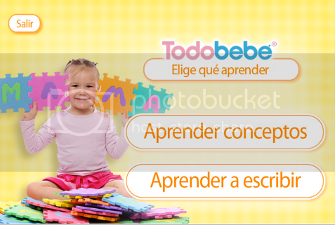 Leer + Escribir todobebe app