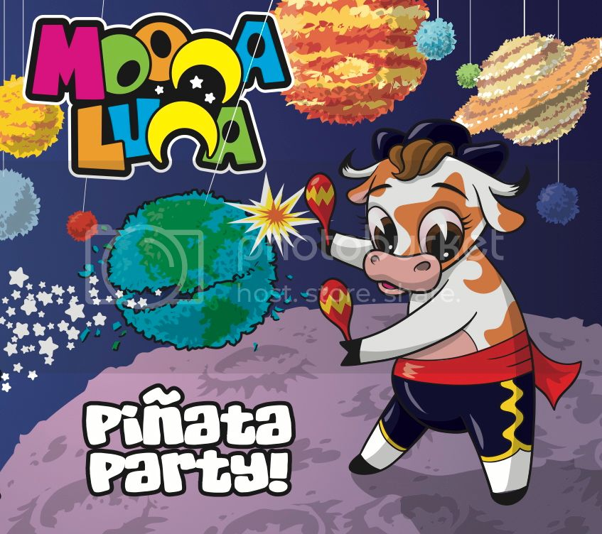Moona Luna Piata Party