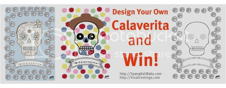 spanglishbaby calaverita contest
