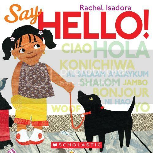 Scholastic Parent Circle: Say Hello! {Giveaway}