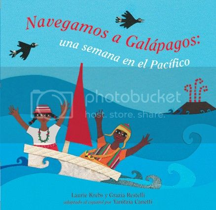 children's book in Spanish