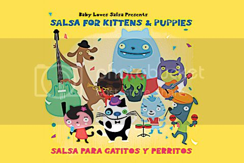 March Scholastic Parent Circle: Salsa for Kittens &amp; Puppies
