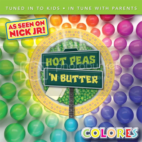 Hot Peas 'N Butter bilingual kids music