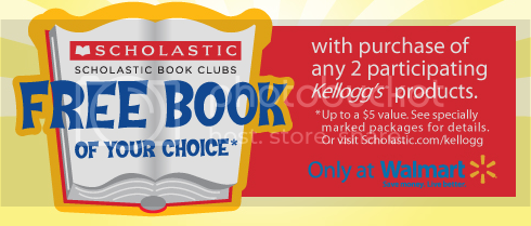 Scholastic and Kellogg