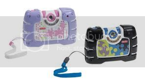 Fisher Price Kid-Tough See Yourself Camera