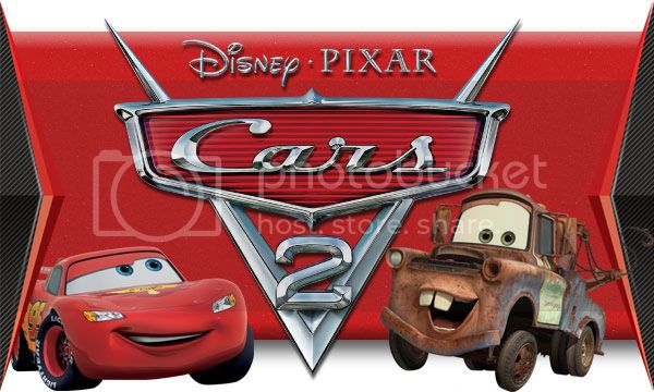 Disney Pixar Cars 2 Activities