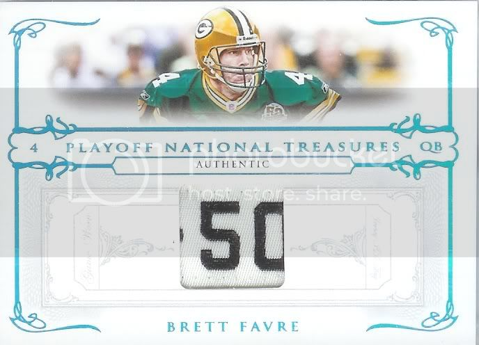 07 National Treasures - Jersey ID Tag Patch 1/3