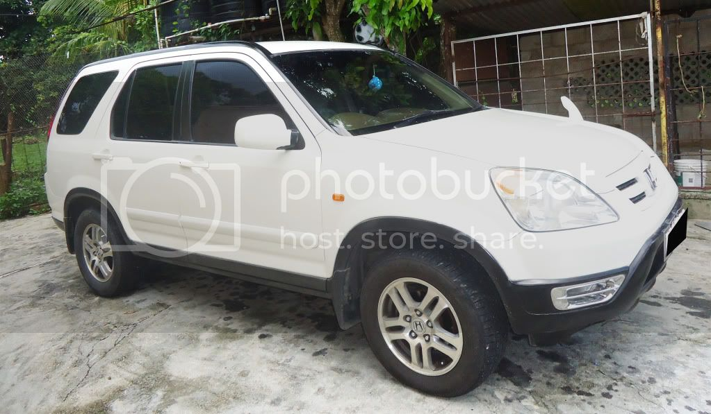 Honda CRV RD5 for sale in TRINIDAD