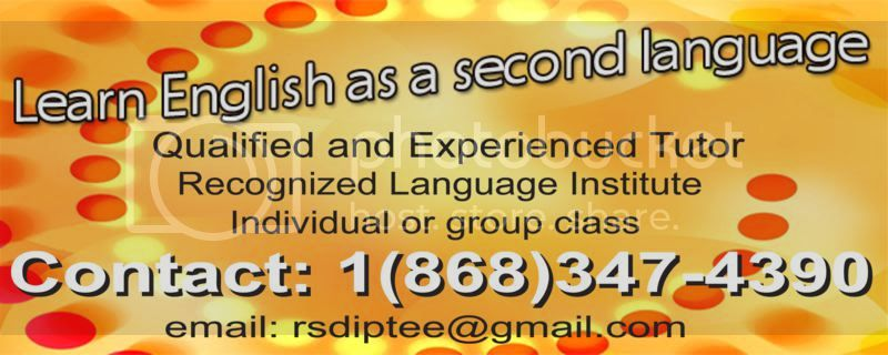 Conversational English in Trinidad and Tobago
