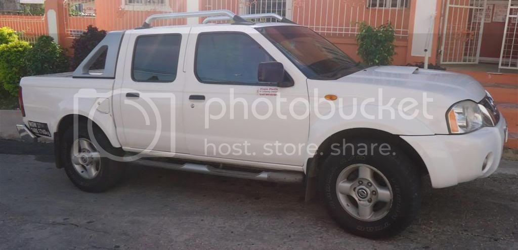 TBU NISSAN FRONTIER 4 DOOR 4X2 -  FOR SALE Trinidad Vehicle for sale in TRINIDAD